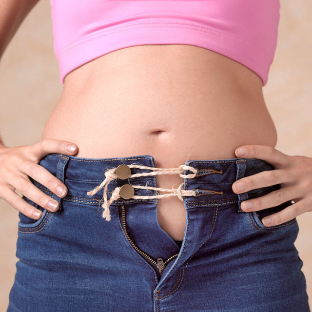 4 Types of Belly Fat