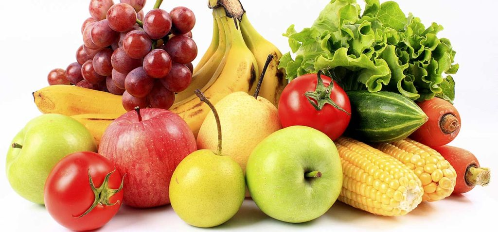 Dash Diet Fruits and Vegetables