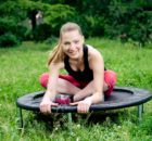 Exercise Trampoline for Fast Weight Loss