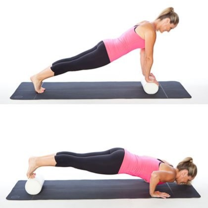 Push Up or Plank