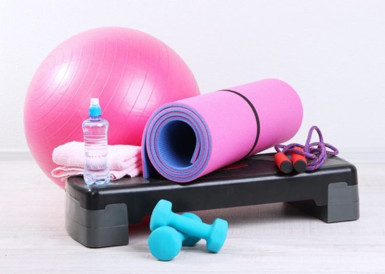 DIY Home Fitness Gym Under $150 - New How To Lose Belly Fat